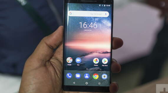 Nokia 8 Sirocco – Review