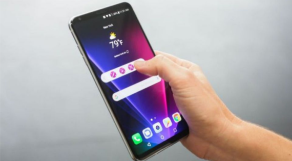 LG V40 ThinQ – Stiri, zvonuri, data lansarii, specificatii