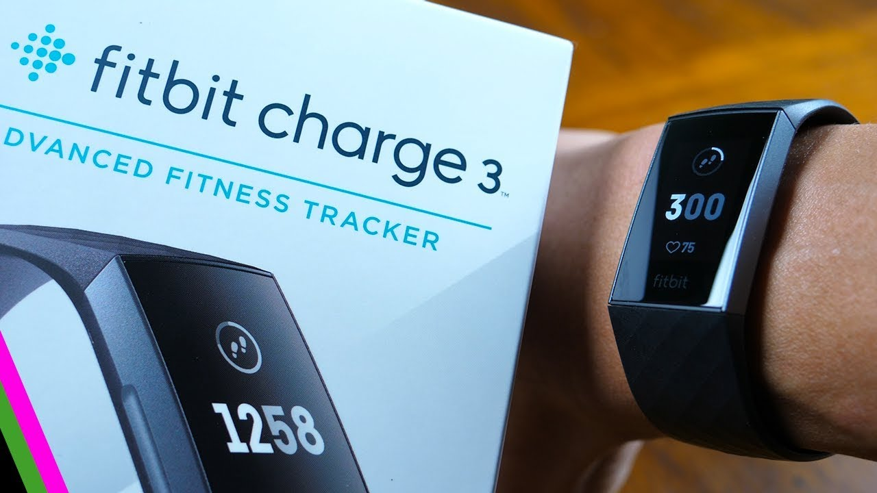 Despre Fitbit Charge 3