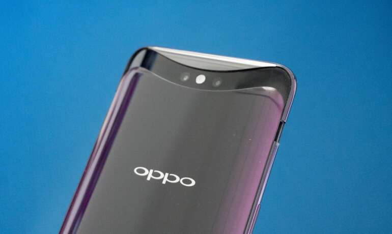 Oppo dezvolta camere incorporate in display