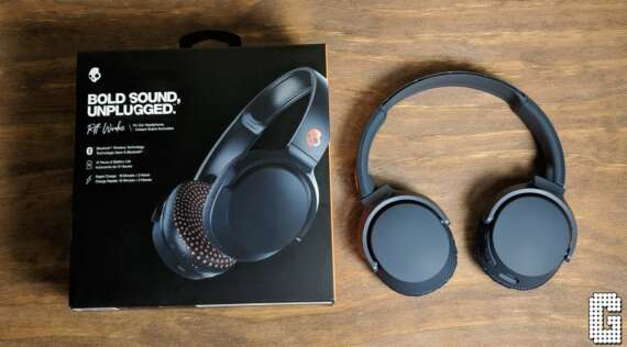 Castile Skullcandy Riff Wireless