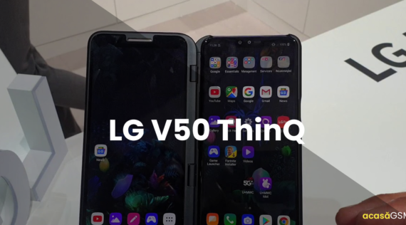 LG V50 ThinQ, noutati si specificatii