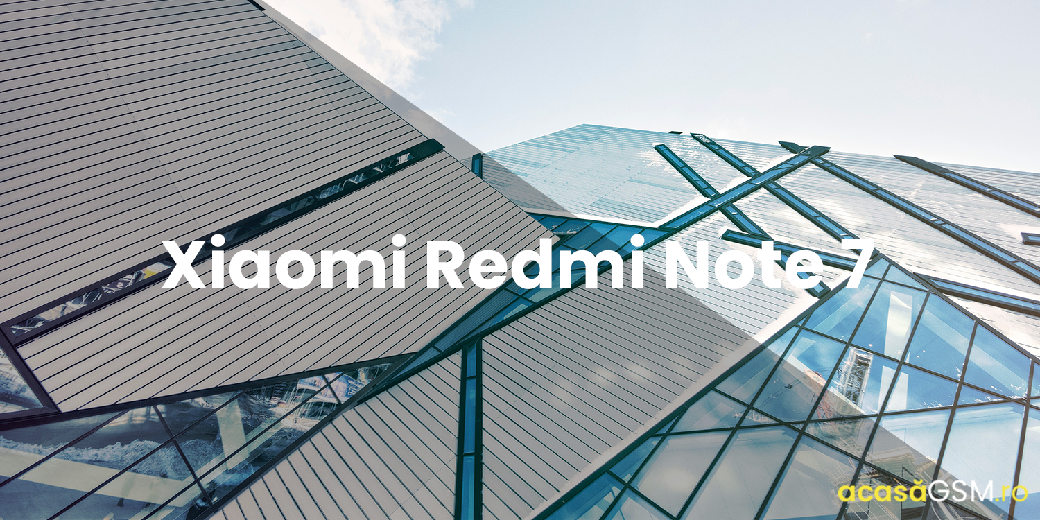 Xiaomi Redmi Note 7, pret si specificatii