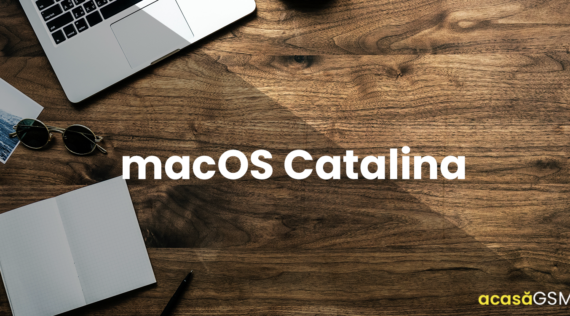 Apple a anuntat macOS Catalina