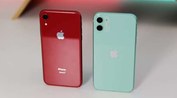 iPhone 11 vs iPhone XR: camera, design si viteza