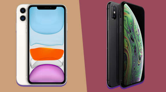 Comparatie: Iphone 11 vs Iphone XS