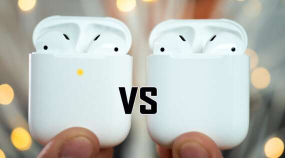 AirPods 2 VS AirPods