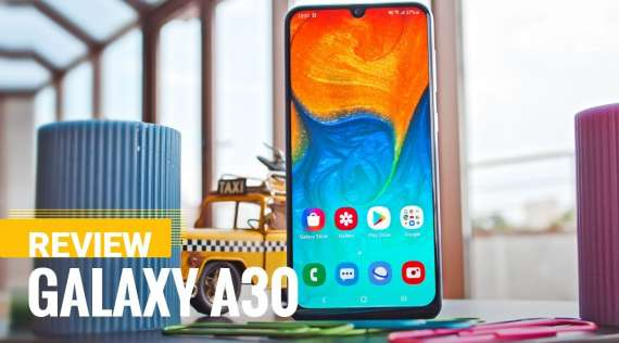 Review Samsung Galaxy A30