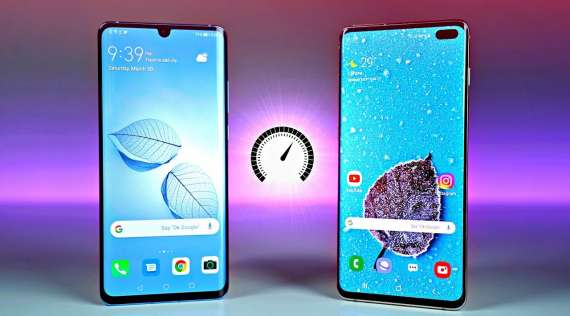 Huawei P30 Pro VS Samsung Galaxy S10 Plus